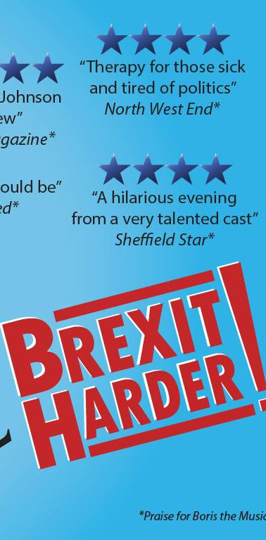 Blowfish Theatre's 'Boris the Musical 2: Brexit Harder!'