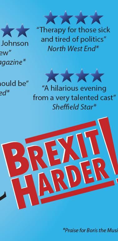 Blowfish Theatre's 'Boris the Musical 2: Brexit Harder!'