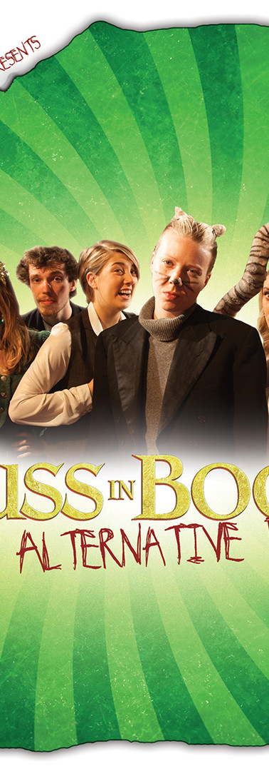 Fat Rascal Theatre's 'Puss in Boots'