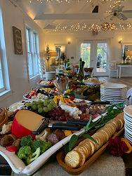 Charlotte's Cozy Kitchen: Functions Menu