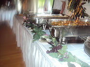 Charlotte's Cozy Kitchen: Buffet Menu