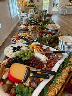 Charlotte's Cozy Kitchen: Catering Menu