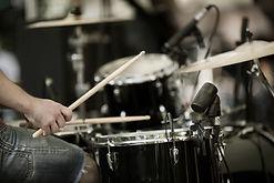 Rich Mulryne Drummer Drum Lessons Cornwall Drum Teacher Filmmaker