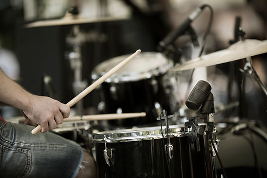 Drums classes in Philips School of Music