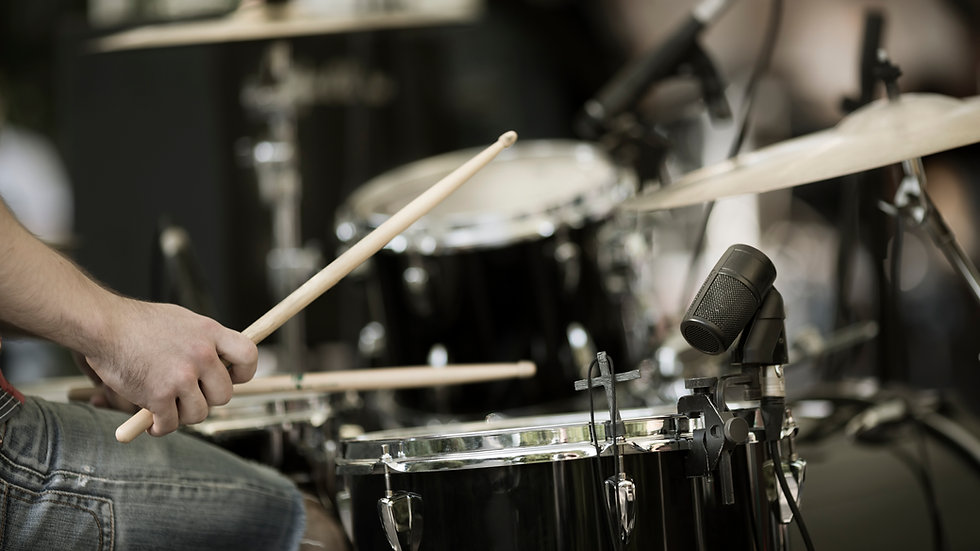 Expand   Drum Session
