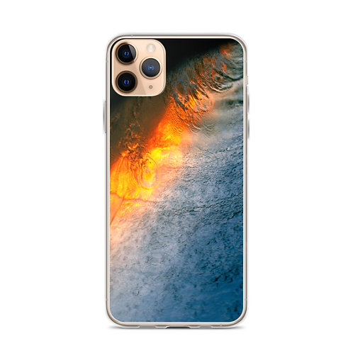 Water And Light - iPhone Case