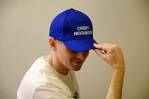Blue cap - CREEPY NEIGHBOUR