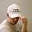 """Thumbnail: White cap - Limited edition """"J'ai Mal A La Tete"""""""