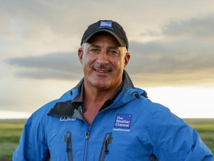 Covering the Big Storms with Jim Cantore