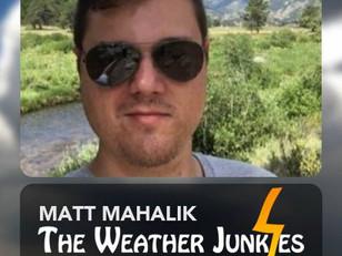 Severe Weather Warning Research with Matt Mahalik