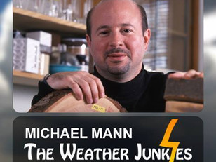 Tackling the Issues of the Climate Change Discussion w/ Dr. Michael Mann