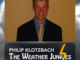 Hermine and All Things Tropical with Dr. Philip Klotzbach