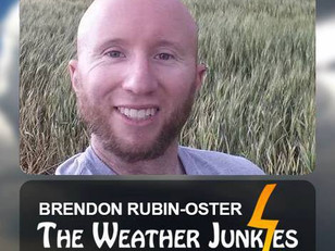 Behind The Scenes Of The Louisiana Flood Forecasts with Brendon Rubin-Oster