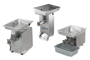 COMMERCIAL MEAT GRINDING EQUIPMENT - HR