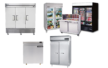 COMMERCIAL REFRIDGERATION UNITS FOR SALE