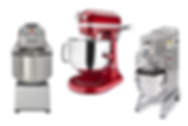 COMMERCIAL KITCHEN MIXERS AND MIXING EQU
