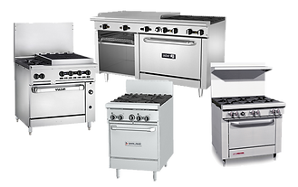 COMMERCIAL COOKING EQUIPMENT - FALL RIVE