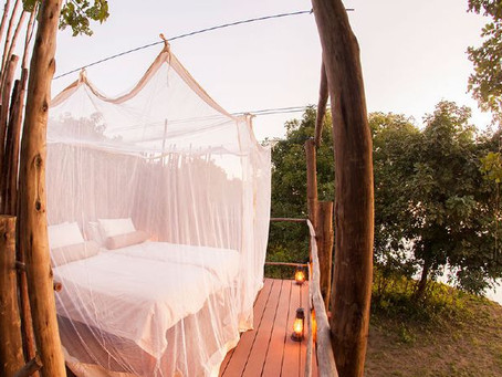 Sleep Out Under the African Sky