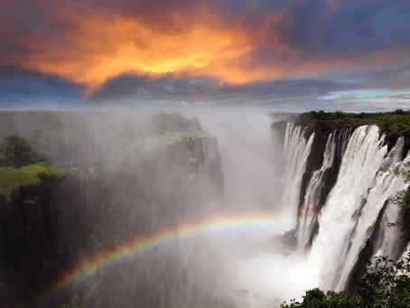 The Smoke Still Thunders – Victoria Falls