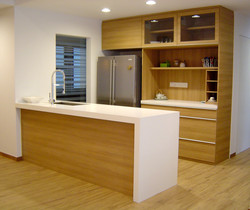 DRY KITCHEN - ISLAND