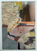Indian Map - collage 3