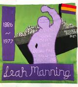 Leah Manning - DBE, teacher, activist, politician, rescued Basque children in 1937.
