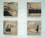Lighterman - 4 squares