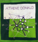 Athene Donald - DBE, FRS, professor of experimental physics at Cambridge University, master of Churchill College.
