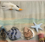 Tern and Shells