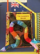 AUSTRALIA - The Rainbow Snake
