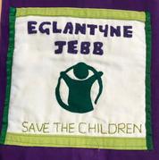 Eglantyne Jebb - social reformer, founder of Save the Children.