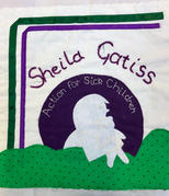 Sheila Gatiss - campaigning quaker, including the welfare of children in hospital.