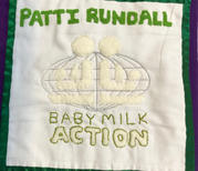 Patti Rundall - OBE, activist and founder of Baby Milk Action.