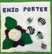 Enid Porter - author, curator at Cambridge Folk Museum.