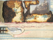 Lighterman - rust river detail