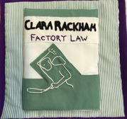 Clara Rackham - education campaigner, suffragist, magistrate, penal reformer and councilor.
