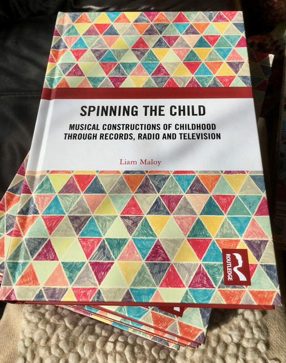 'Spinning the Child' book!
