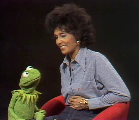 Kermit the Fort and Lena Horne