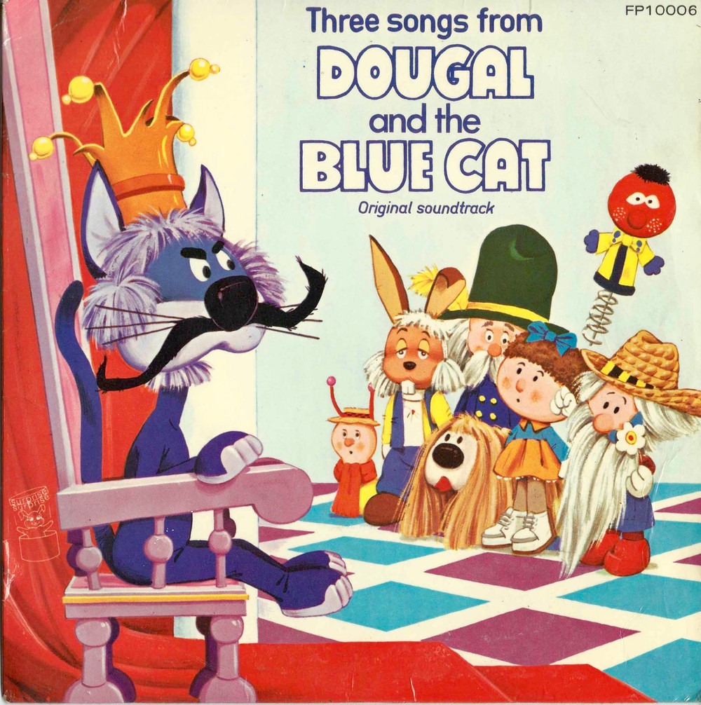 Dougal and the Blue Cat. Original soundtrack