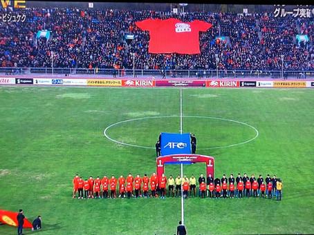 キルギス戦