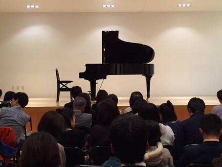 第5回ピアノ発表会