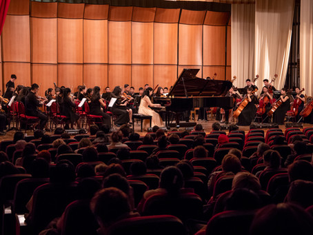 チンギス・アイトマートフ生誕90周年記念コンサート