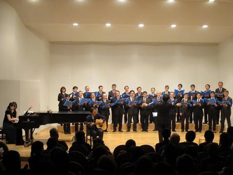 2015ホワイトコンサート 道庁男声合唱団