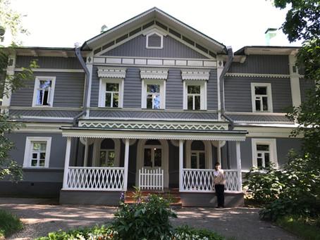 チャイコフスキーの家
