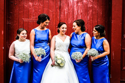 Samantha and Bridesmaids