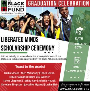 Copy of Copy of Scholarship Program Adve