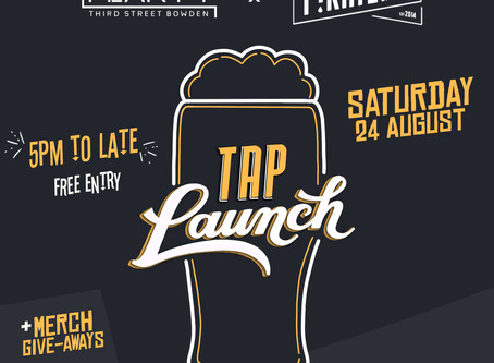 Pirate Life Tap Launch | Sat 24 Aug