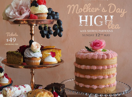 Mother's Day High Tea | Sun 12 May