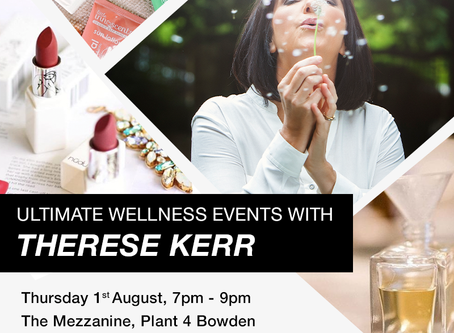 An evening with Therese Kerr | Thurs 1 Aug