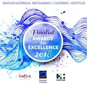 Savour Awards for Excellence 2018